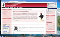 Screenshot programu Chromium 47.0.2526.16 Portable