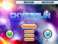 Screenshot programu Chytrolín - Hvězdný konflikt