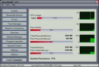 Screenshot programu SysResources Manager 12.1