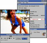 Screenshot programu Cliprex DS DVD Player