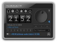 Screenshot programu ClockNetRadio 1.17 FREE