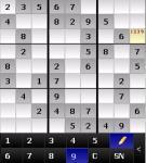 Screenshot programu CloseSudoku 0.9.23.10 beta