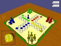 Screenshot programu Člověče, nezlob se 3D 1.0