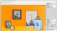 Screenshot programu CoffeeCup Image Mapper 5.0 Build 8