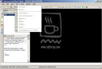 Screenshot programu CoffeeCup style sheet 5.0