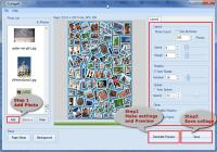 Screenshot programu Collage It 11.8