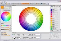 Screenshot programu ColorImpact 4.1.2 Build 597