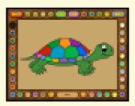 Screenshot programu Coloring Book 3: Animals 4.22.05