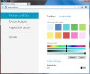 Screenshot programu Colorlicious 1.0