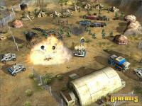 Screenshot programu Command & Conquer Generals