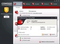 Screenshot programu Comodo Internet Security Premium 6.3 64-bit