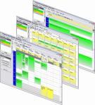Screenshot programu Company's Calendar 1.152