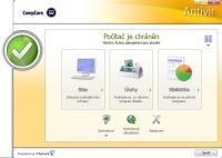 Screenshot programu CompCare 9.01 build 105