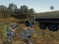 Screenshot programu Conflict Desert Storm - čeština 1.0