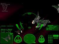 Screenshot programu Conflict Freespace - čeština 1.0