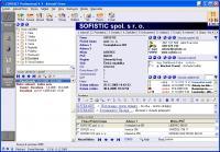 Screenshot programu Contact Professional 5.0