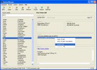 Screenshot programu ContactKeeper 1.4.2