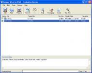 Screenshot programu Convert Word to HTML 1.533