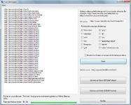 Screenshot programu Cool Sitemapper 2.4.1.1