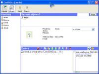 Screenshot programu CoolSMScz 0.9.0.8 beta
