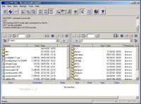 Screenshot programu Core FTP 1.3 c Lite