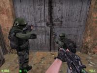 Screenshot programu Counter-Strike 1.6  čeština