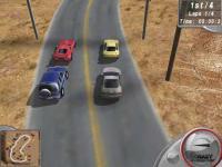 Screenshot programu Crazy Racing Cars