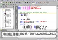 Screenshot programu Crimson Editor 3.72