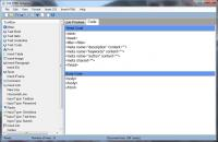 Screenshot programu CSS HTML Notepad 1.0.0.0