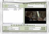 Screenshot programu Cucusoft DVD Ripper 3.06