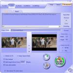 Screenshot programu Cucusoft MPEG/AVI to DVD/VCD/SVCD/MPEG Converter Pro 7.07