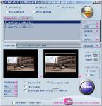 Screenshot programu Cucusoft MPEG/AVI to VCD/DVD/SVCD/MPEG Converter Lite 6.33