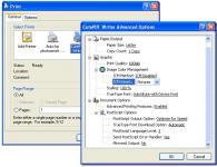 Screenshot programu CutePDF Writer 3.0