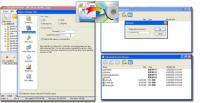 Screenshot programu CyberLink Power2Go 8.0.0.1031