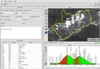 Screenshot programu CycleAtlas 2.0 Pre3