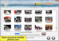 Screenshot programu DDR Mobile Phone Recovery 5.3.1.2