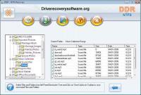 Screenshot programu DDR - NTFS Recovery 4.0.1.6
