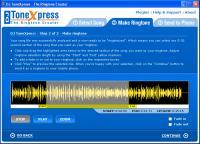 Screenshot programu DJ ToneXpress 4.7.3