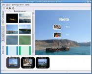 Screenshot programu DVDStyler 2.9.4