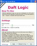 Screenshot programu Daft Logic Arrow Mouse 1.0.0.0