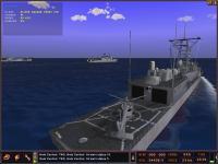Screenshot programu Dangerous Waters