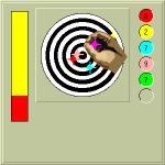 Screenshot programu Dart Game