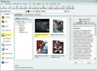 Screenshot programu Data Crow 4.1.0