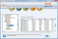 Screenshot programu Data Doctor´s: Memory Stick File Recovery 1.0