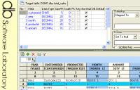 Screenshot programu Data Exchange Wizard 5.1.0.1