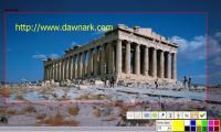 Screenshot programu DawnArk Screen Recorder 3.0.13.1218
