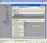 Screenshot programu DbaMgr 1.0