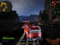 Screenshot programu Deadly Race