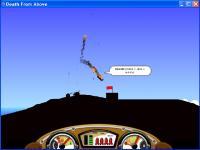 Screenshot programu Death from Above
