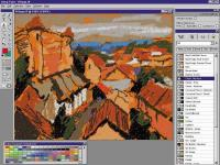 Screenshot programu Deep Paint 2.0.0.23